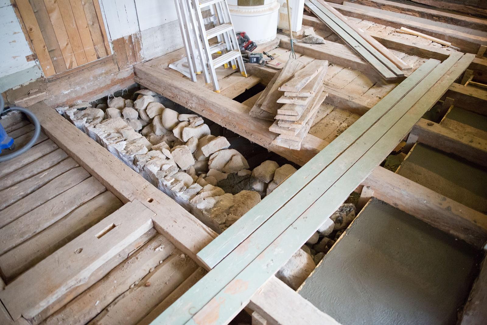 Inredning vattenburen golvvärme källare : Utmaningarna är mÃ¥nga under köksrenoveringen »