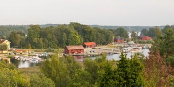2016-08-21 Järnavik - Naturbilder från berget